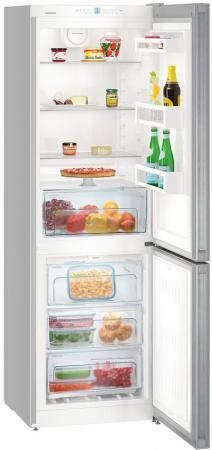 Холодильник Liebherr CNPel 4313-20 001 серебристый морозильный ларь liebherr gt 4932 20 001
