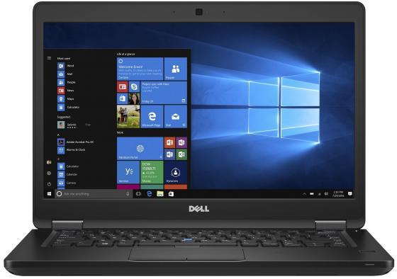Ноутбук DELL Latitude 5480 14 1920x1080 Intel Core i5-7200U SSD 256 8Gb Intel HD Graphics 620 черный Windows 10 Professional 5480-9170 ноутбук hp probook 650 g3 15 6 1920x1080 intel core i5 7200u 1 tb 8gb intel hd graphics 620 черный windows 10 professional z2w47ea