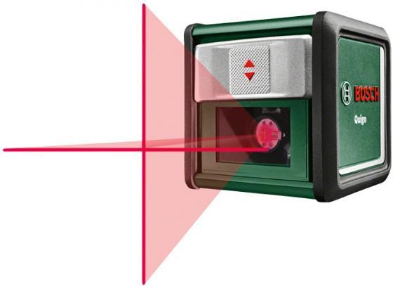 все цены на Лазерный нивелир Bosch Quigo III онлайн
