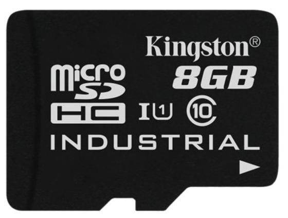 Карта памяти Micro SDHC 8GB Class 10 Kingston SDCIT/8GB + адаптер SD карта памяти sdhc micro sony sr 32uya