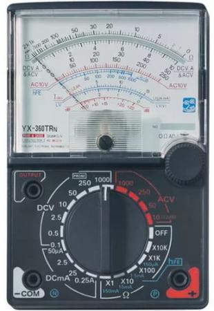 Мультиметр Ресанта YX 360 TRn мультиметр мастер professional yx 2000a