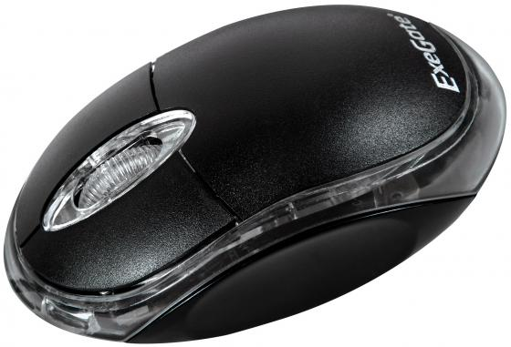 Мышь проводная Exegate SH-9024 чёрный USB EX258064RUS elemax sh 3900 ex r