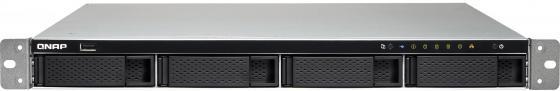 Сетевое хранилище QNAP TS-463U-4G рэковое сетевое хранилище rack nas qnap ts 463u rp 4g ts 463u rp 4g