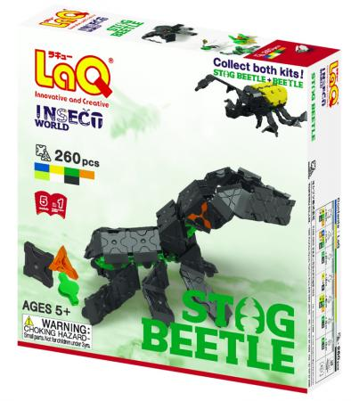 Конструктор LAQ Stag Beetle 260 элементов ботинки grinders stag киев