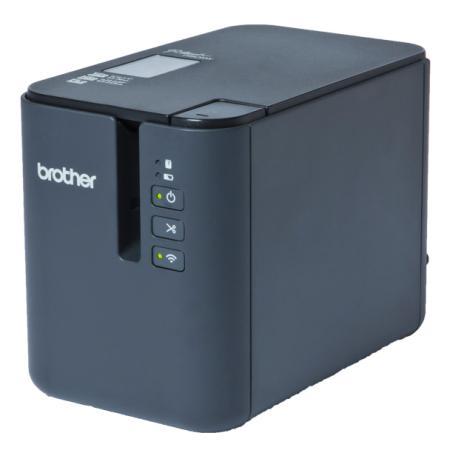 Принтер для печати наклеек Brother PT-P900W принтер для печати наклеек brother pt h110