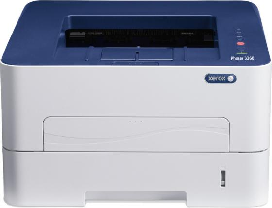 купить Принтер Xerox Phaser 3260V/DNI ч/б A4 28ppm 1200x1200dpi Ethernet Wi-Fi USB дешево