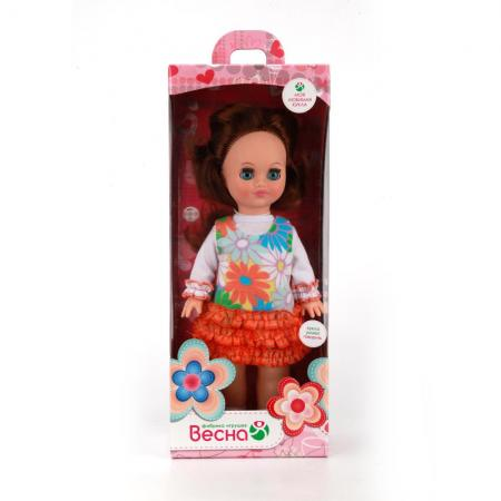 Кукла ВЕСНА Элла 9 35 см со звуком В2957/о цена