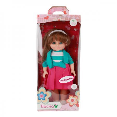 Кукла Весна Анна 4 со звуком В2810/о кукла весна анна 4 42 см со звуком в2810 о