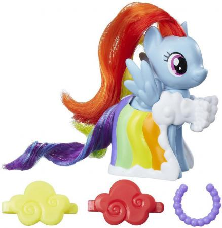 Игровой набор HASBRO My Little Pony Пони модницы 5 предметов игровой набор my little pony  пони модницы   в ассортименте