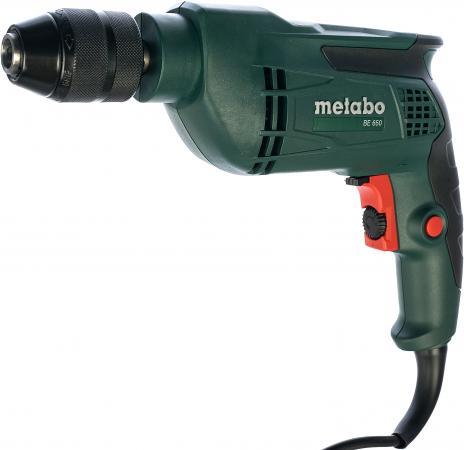 Дрель-шуруповёрт Metabo BE650 650Вт 600360930 сетевой гайковерт metabo ssw 650