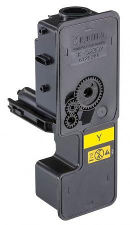 Картридж Kyocera TK-5230Y для Kyocera P5021cdn/cdw, M5521cdn/cdw желтый 2200стр kyocera dk 715