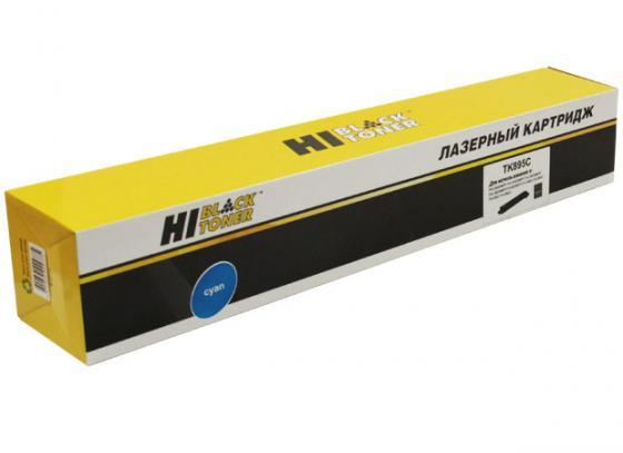 Картридж Hi-Black TK-895C для Kyocera FS-C8025MFP/8020MFP голубой 6000стр
