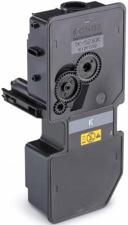 Картридж Kyocera TK-5230K для Kyocera P5021cdn/cdw M5521cdn/cdw черный 2600стр картридж kyocera tk 340 черный для лазерного принтера