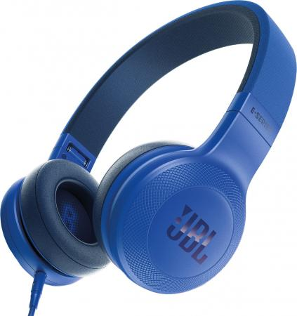 все цены на  Гарнитура JBL E35 синий JBLE35BLU  онлайн