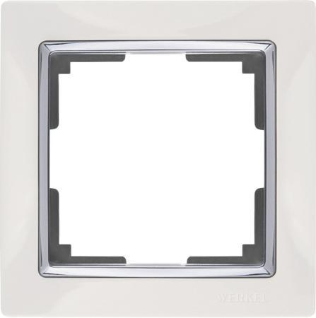 Рамка Snabb Basic на 1 пост белый WL03-Frame-01 4690389098710