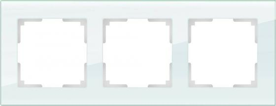 Рамка Favorit на 3 поста натуральное стекло WL01-Frame-03 4690389060182 патч корд hyperline pc lpm utp rj45 rj45 c5e 3m lszh bl 373629