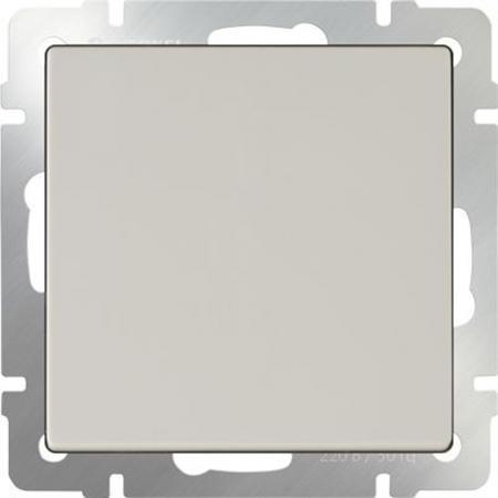 Выключатель одноклавишный проходной слоновая кость WL03-SW-1G-2W-ivory 4690389046155  выключатель двухклавишный проходной слоновая кость wl03 sw 2g 2w ivory 4690389046179