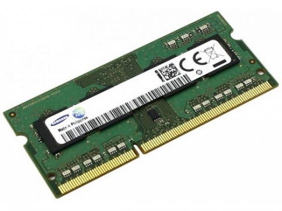 Оперативная память для ноутбука 8Gb (1x8Gb) PC4-19200 2400MHz DDR4 SO-DIMM CL17 Samsung M471A1K43CB1-CRC оперативная память для ноутбука 8gb 1x8gb pc4 19200 2400mhz ddr4 so dimm cl17 patriot psd48g240081s