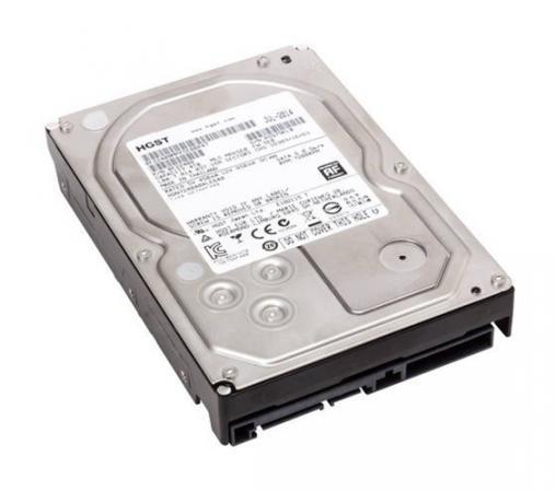 """Жесткий диск 3.5"""" 6Tb 7200rpm 128Mb cache HGST SATAIII H3IKNAS600012872SWW 0S04007 цена и фото"""