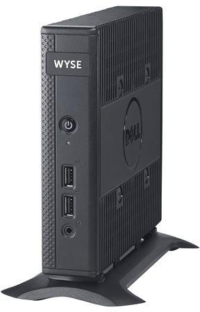 Тонкий клиент DELL Wyse 5010 AMD G-T48Е 2Gb 2Gb AMD Radeon HD 6250 использует системную Без ОС черный 909839-72