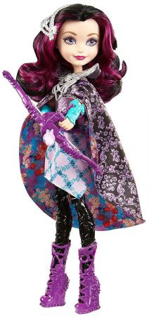 Кукла Ever After High Лучница Рэйвен Квин DVJ21 ever after high кукла снежная фея вероникаб заколдованная зима ever after high