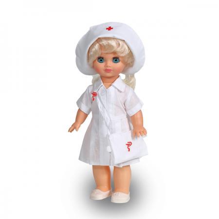 Кукла ВЕСНА Элла медсестра 35 см со звуком цена