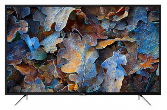 Телевизор LED 49 TCL LED49D2930US черный 3840x2160 60 Гц Wi-Fi Smart TV VGA RJ-45 Bluetooth Композитный вход телевизор led 65 tcl l65c1cus curve черный серебристый 3840x2160 60 гц smart tv wi fi vga rj 45