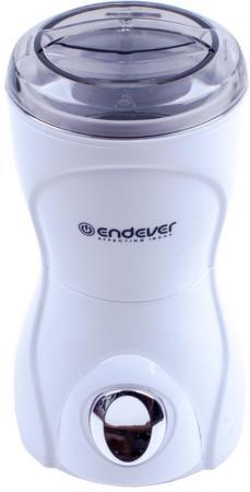 Кофемолка ENDEVER Costa-1056 200 Вт белый endever costa 1055 кофемолка