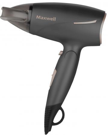 Фен Maxwell MW-2027 GY 1600Вт серый цена и фото