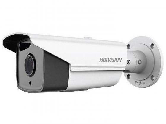 "цена на Камера IP Hikvision DS-2CD2T22WD-I3 CMOS 1/2.8"" 6 мм 1920 x 1080 H.264 MJPEG H.264+ RJ-45 LAN PoE белый черный"