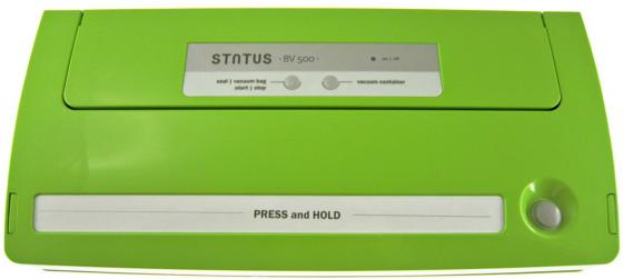 Вакуумный упаковщик Status BV 500 зеленый аккумулятор status abct12