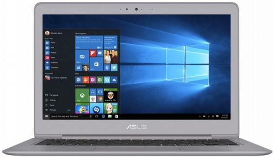 Ультрабук ASUS ZenBook UX330UA-FB142T 13.3 3200x1800 Intel Core i7-7500U 256 Gb 8Gb Intel HD Graphics 620 серый Windows 10 Home 90NB0CW1-M04070 ультрабук asus zenbook flip ux360ca c4112ts 13 3 1920x1080 intel core m5 6y54 ssd 256 8gb intel hd graphics 515 серый windows 10 home 90nb0ba2 m03510