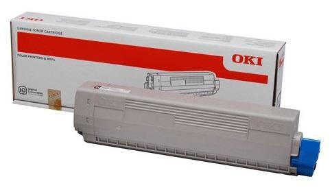 Картридж OKI 46508735 для MC332/363 голубой 3000стр oki b401dn