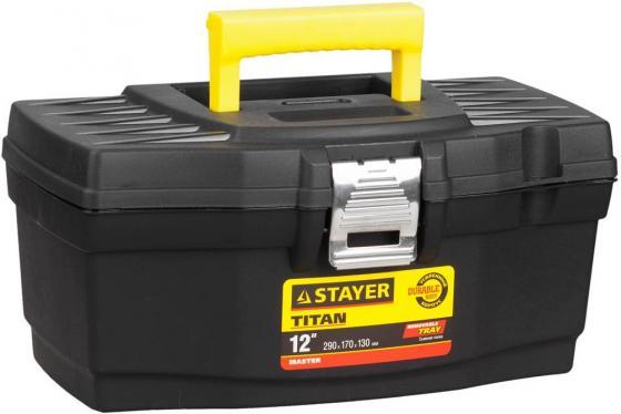 Ящик для инструмента Stayer Master 12 пластиковый 38016-12 аппарат для выжигания stayer master 45225