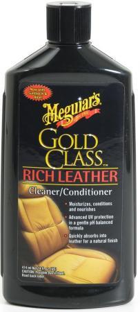 Кондиционер кожи 2 в 1 Meguiar's G-7214 губка meguiar