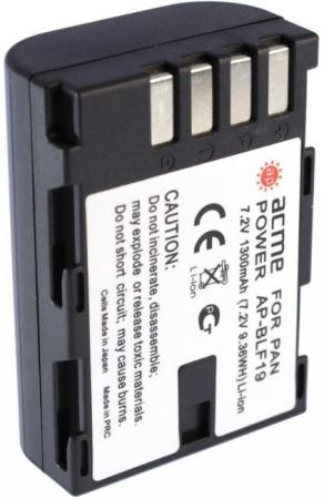 Аккумулятор AcmePower AP-BLF19 для Panasonic DMC-GH3 картридж brother btd60bk для brother dcp t310 t510w t710w черный 6500стр