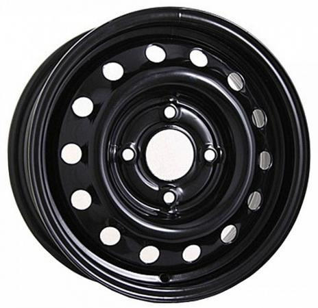 Диск Mefro 11110-3101015-03 4xR12 3x98 мм ET40 Черный штампованный диск mefro 516003 6x16 5x114 3 d67 et51 черный