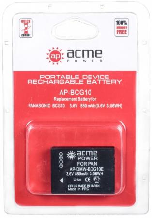 Аккумулятор AcmePower AP-BCN10 для Panasonic Lumix DMC-LF