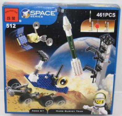 Конструктор BRICK Космическая станция 176 элементов  510 tms320f28335 tms320f28335ptpq lqfp 176