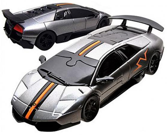 Пазл 3D 37 элементов HAPPY WELL Lamborghini Murcielago LP 670-4  57092 пазл 3d 37 элементов happy well lamborghini murcielago lp 670 4 57092