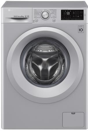 Стиральная машина LG F2J5NN4L белый стиральная машина lg fh0b8ld6