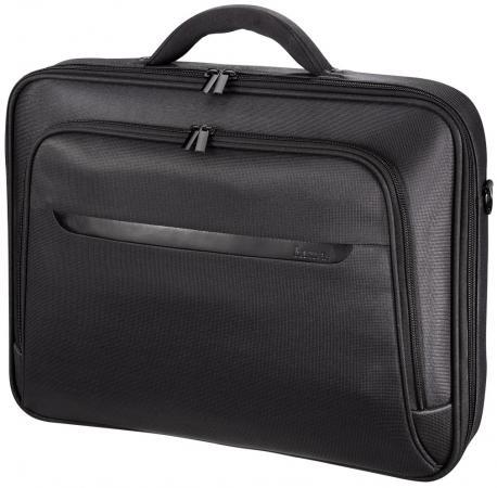 Сумка для ноутбука 15.6 HAMA Miami Life полиэстер черный 00101218 сумка для ноутбука 17 3 hama seattle life h 101293 полиэстер черный