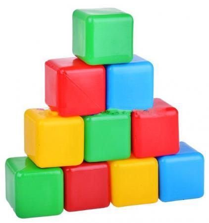 Кубики ПЛЕЙДОРАДО 14001 10 шт  14001 14000 14001 2004