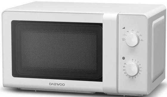 Микроволновая печь DAEWOO KOR-6627W 700 Вт белый микроволновая печь daewoo kor 6627w 700 вт белый