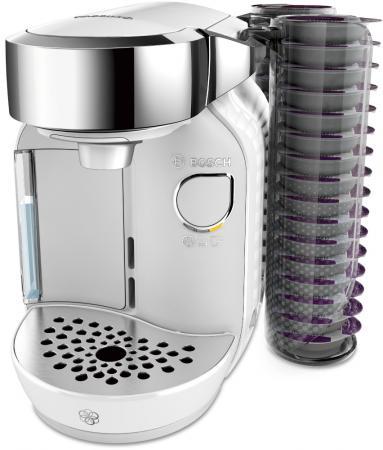 Кофемашина Bosch TAS7004 1300 Вт серебристый белый