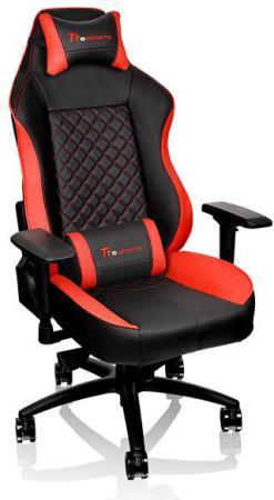 Кресло компьютерное игровое Thermaltake GT Comfort C500 черно-красный GC-GTC-BRLFDL-01 аксессуар tt esports chao waist bag eac esc003wb