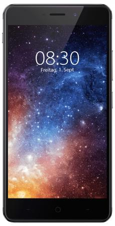 Смартфон Neffos X1 серый 5 16 Гб LTE Wi-Fi GPS 3G TP902A смартфон meizu m5 note серебристый 5 5 32 гб lte wi fi gps 3g