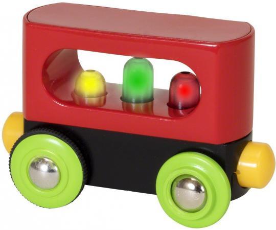 Мой первый вагончик с подсветкой Brio brio поезд 33595