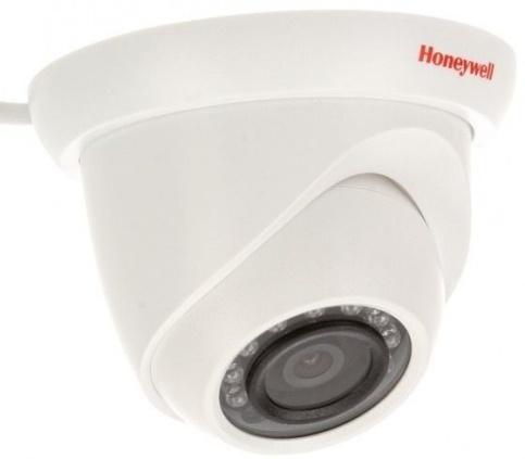 Камера IP Honeywell HED3PR3 CMOS 1/3'' 2.8 мм 2304 х 1296 H.264 MJPEG RJ-45 LAN PoE белый honeywell honeywell панели переключателя разъем серии элегантный белый телевизор компьютерной розеткой