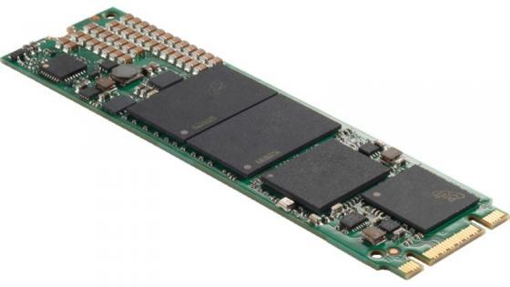Твердотельный накопитель SSD M.2 512Gb Crucial Micron 1100 Read 530Mb/s Write 500Mb/s SATAIII MTFDDAV512TBN-1AR1ZABYY твердотельный накопитель ssd m 2 64gb transcend mts400 read 560mb s write 160mb s sataiii ts64gmts400